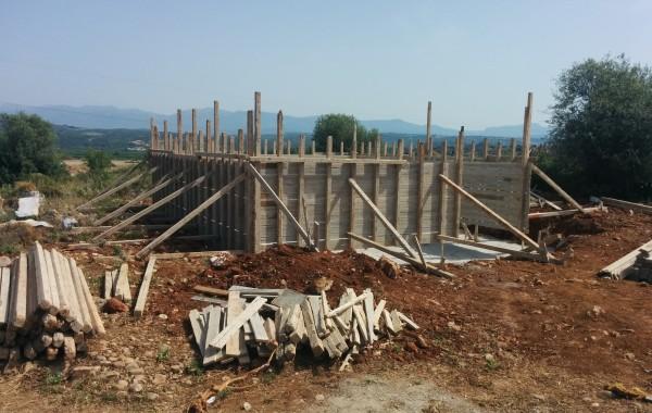 Ισόγεια οικοδομή 2015